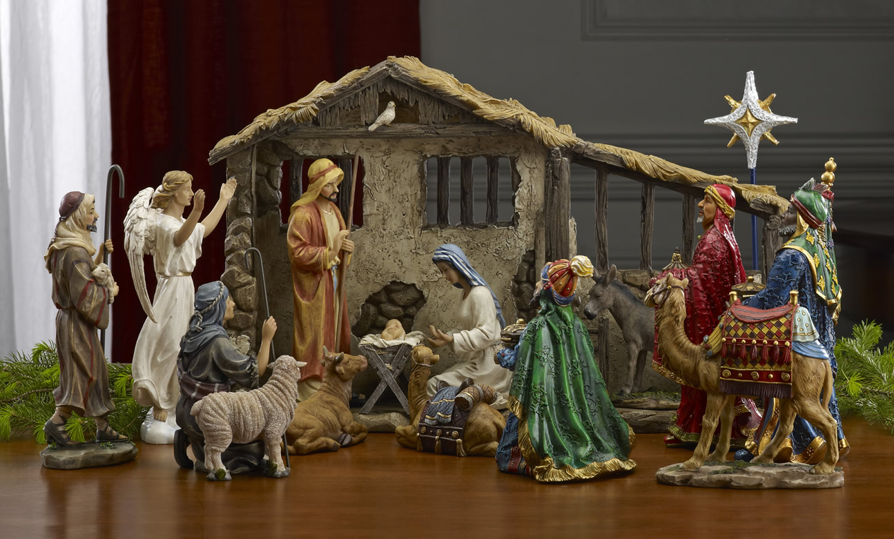 Nativity Creche Related Keywords amp Suggestions Long